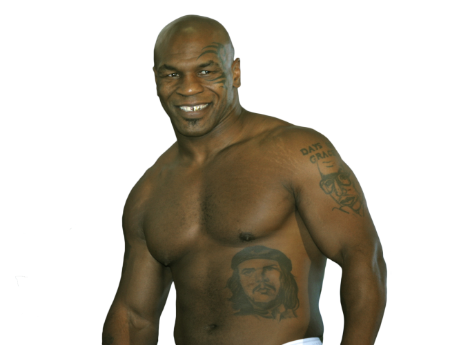 Mike Tyson (SITA)