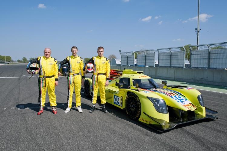 Miroslav Konôpka, Le Mans