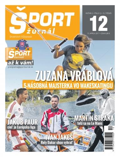 ŠPORT žurnál 12