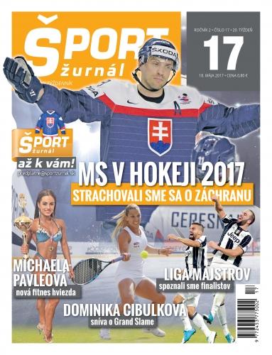 ŠPORT žurnál 17