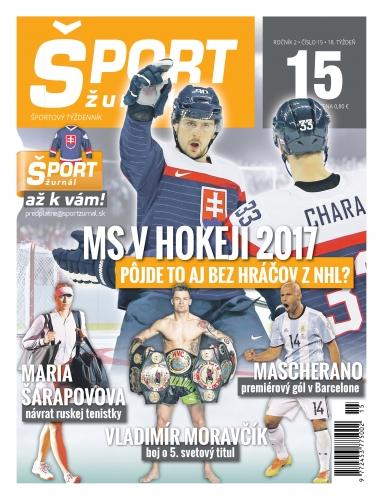ŠPORT žurnál 15