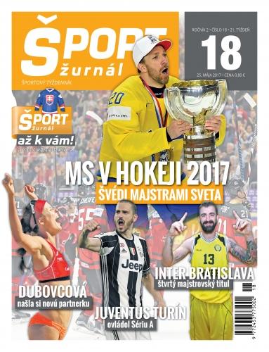 ŠPORT žurnál 18
