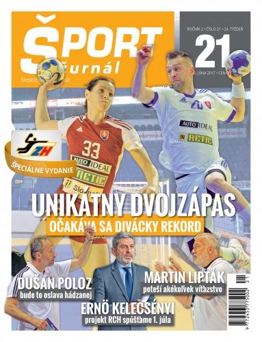 ŠPORT žurnál 21