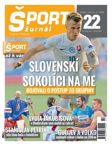 ŠPORT žurnál 22
