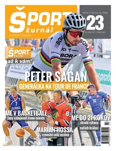 ŠPORT žurnál 23