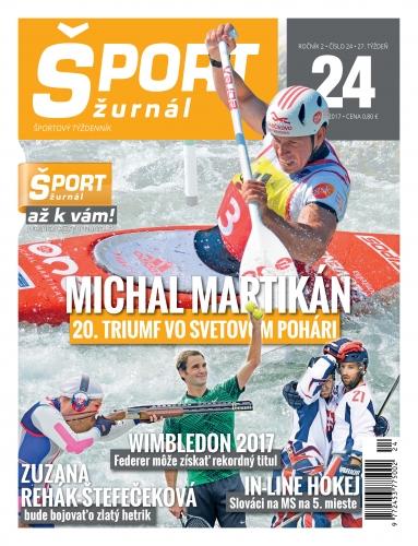 ŠPORT žurnál 24